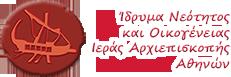 LOGO Γραφείο Νεότητας Αρχιεπισκοπής Αθηνών